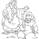 Brother Bear coloringpages -