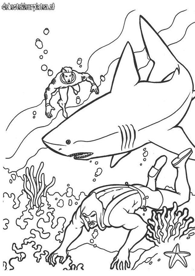 Aquaman17 Printable coloring