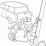 Bolt coloring pages 37