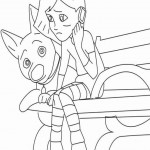 Bolt coloring pages 49