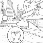 Bolt coloring pages 23