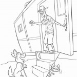 Bolt coloring pages 19