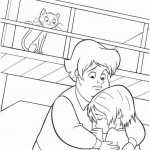 Bolt coloring pages 12