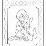 Bolt coloring pages 10