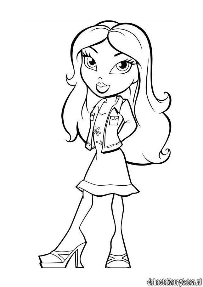 bratz christmas coloring pages - search results for christmas pages to colour calendar 2015