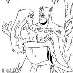 Captain America coloringpages -