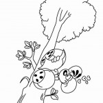 Diddl coloringpages -