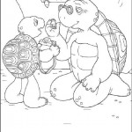 Franklin coloringpages -