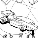Hot Wheels coloringpages - Hotwheels12