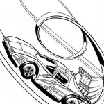 Hot Wheels coloringpages - Hotwheels16