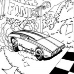 Hot Wheels coloringpages - Hotwheels17