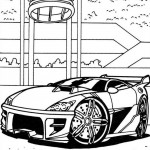 Hot Wheels coloringpages - Hotwheels19