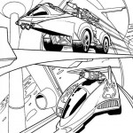 Hot Wheels coloringpages - Hotwheels2