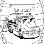 Hot Wheels coloringpages - Hotwheels20