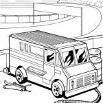 Hot Wheels coloringpages - Hotwheels22