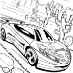 Hot Wheels coloringpages - Hotwheels23