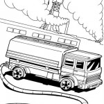 Hot Wheels coloringpages - Hotwheels30