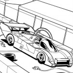 Hot Wheels coloringpages - Hotwheels31