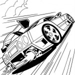 Hot Wheels coloringpages - Hotwheels35