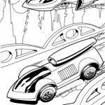 Hot Wheels coloringpages - Hotwheels41