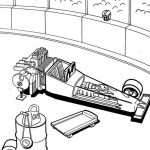 Hot Wheels coloringpages - Hotwheels7