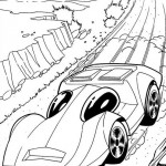Hot Wheels coloringpages - Hotwheels8