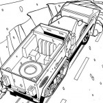 Hot Wheels coloringpages - Hotwheels9