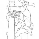 The Hunchback of the Notre Dame coloringpages -