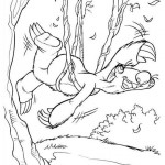 Ice Age coloringpages -