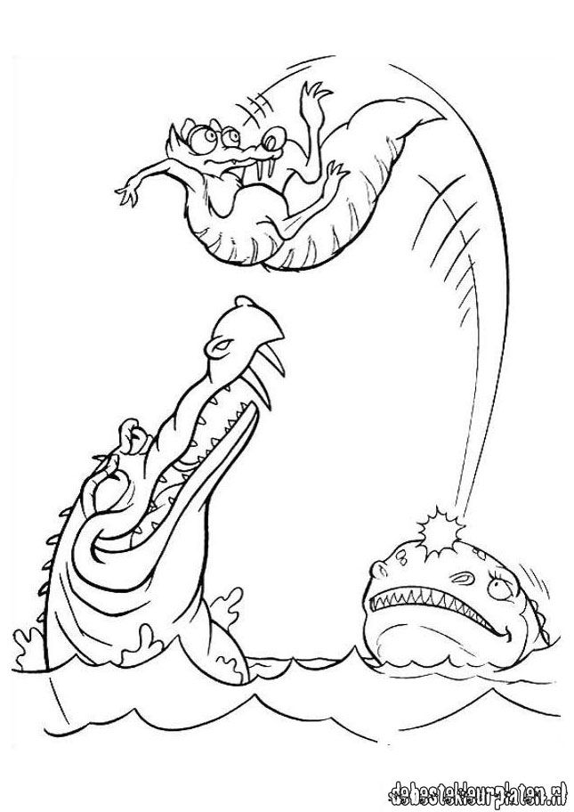 Ice Age8 Printable Coloring Pages