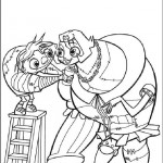Igor coloringpages -