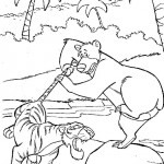 Jungle Book coloringpages -