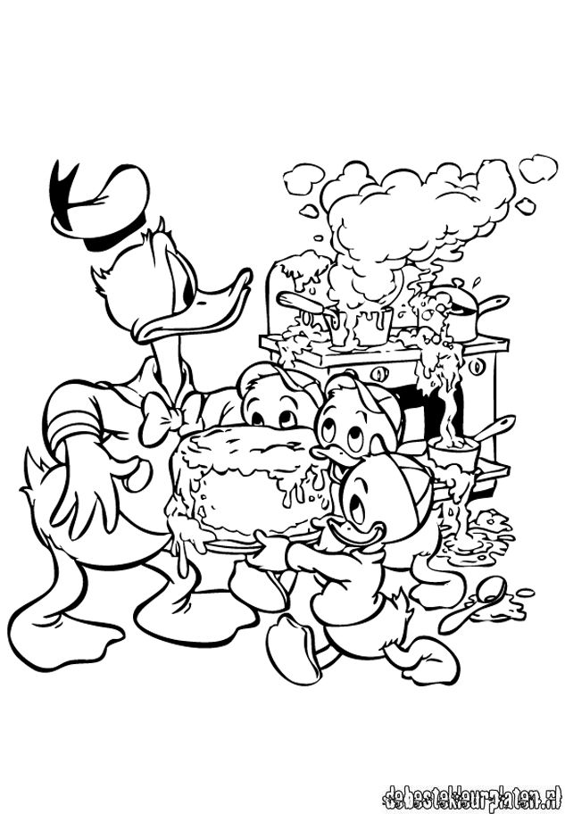 Kwikkwekenkwak3 Printable coloring pages