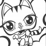 Littlest Pet Shop coloringpages - LittlestPetshop100