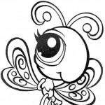 Littlest Pet Shop coloringpages - LittlestPetshop11