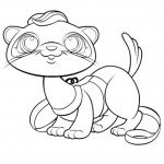 Littlest Pet Shop coloringpages - LittlestPetshop12