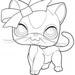 Littlest Pet Shop coloringpages - LittlestPetshop13