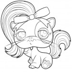 Littlest Pet Shop coloringpages - LittlestPetshop15