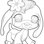 Littlest Pet Shop coloringpages - LittlestPetshop17