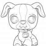 Littlest Pet Shop coloringpages - LittlestPetshop20