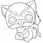 Littlest Pet Shop coloringpages - LittlestPetshop21