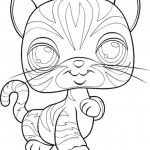 Littlest Pet Shop coloringpages - LittlestPetshop23