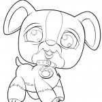Littlest Pet Shop coloringpages - LittlestPetshop25