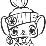 Littlest Pet Shop coloringpages - LittlestPetshop26
