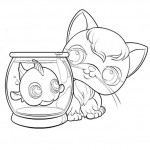 Littlest Pet Shop coloringpages - LittlestPetshop27