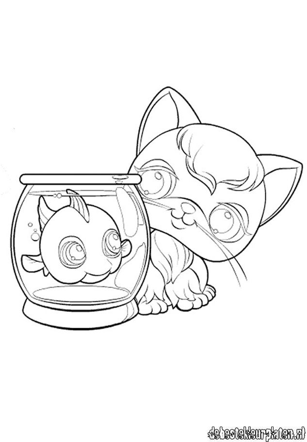lps coloring pages fox   Lps Fox Coloring Pages To Print Coloring Pages