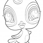 Littlest Pet Shop coloringpages - LittlestPetshop28