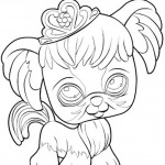 Littlest Pet Shop coloringpages - LittlestPetshop29