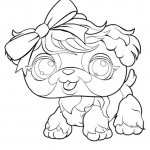 Littlest Pet Shop coloringpages - LittlestPetshop33