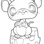 Littlest Pet Shop coloringpages - LittlestPetshop34